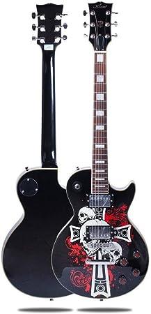 Loivrn De tamaño completo de la guitarra eléctrica del fantasma de ...