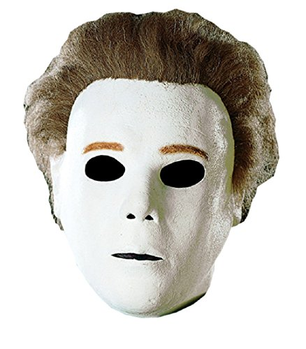 Paper Magic Men's Don Post Studios Michael Meyers The Mask, White, One Size