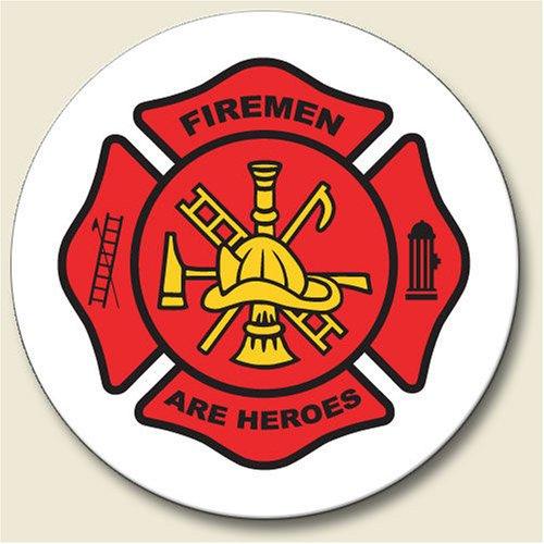 FIREMEN symbol Coaster Single holder product image