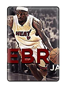 Hot nba lebron james miami heat mvp basketball NBA Sports & Colleges colorful iPad Air cases 2120880K565625074