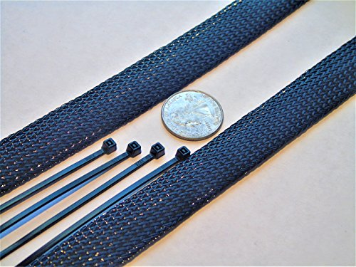 Braided Expandable Sleeve Automotive Truck product image