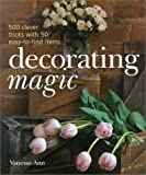 Decorating Magic, Vanessa-Ann Collection Staff and Vanessa-Ann, 0806941332