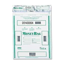PM Tamper-Evident Deposit Bags, 9\