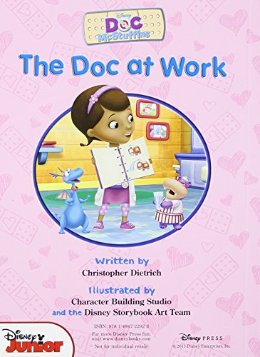 Doc McStuffins: Doc on Call: Board Book Boxed Set by DISNEY (Image #5)
