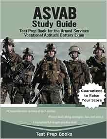 Book asvab study pdf