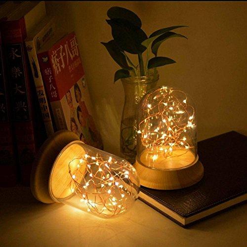 Aolvo - Lámpara LED de noche para recámara infantil para niñas, niños, bebés, bebés, niños pequeños, guardería con...