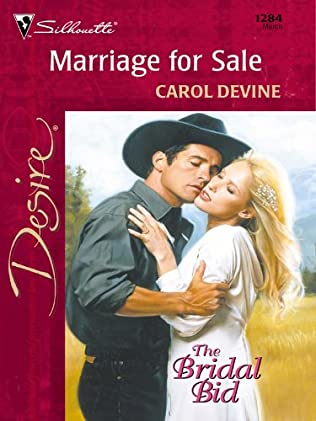 book cover of Marriage for Sale
