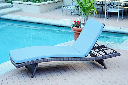 Outdoor Patio Chaise Lounge Furniture