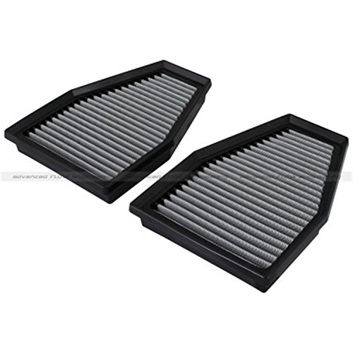 aFe 31-10242 Magnum FLOW Pro Dry S OE Replacement Air Filter for Porsche 911 (991) H6-3.4L/3.8L Engine