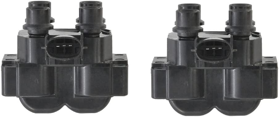 DRIVESTAR DG530 set of 2 Ignition Coils for 1988-2003 Ford F-150 F-250 Explorer Mercury Cougar Lincoln Town Car DG530 2.0L 5.0L 2.5L 4.6L