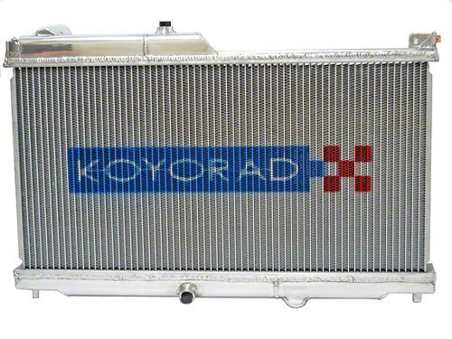 koyo aluminum radiator - 2