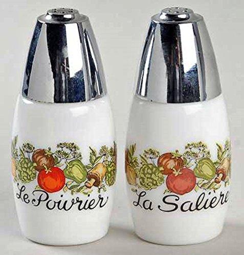 Gemco Spice'o Life Salt and Pepper Shaker ()