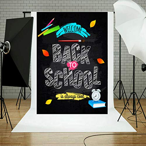 Clothes Back To School - 7x5ft Back to School Theme Party