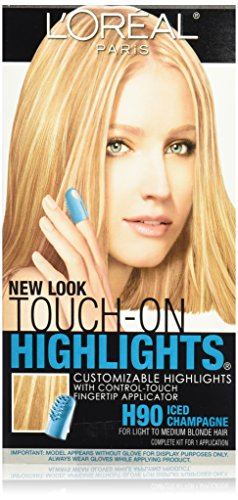 L'Oréal Paris Touch on Highlights Customizable Highlights, H90 Iced Champagne by L'Oreal Paris