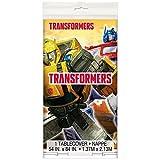 Transformers Plastic Tablecloth, 84