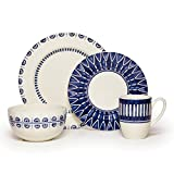 Mikasa Siena 16-Piece Dinnerware Set, Service for 4 Review