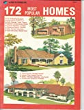 One Hundred Seventy-Two Most Popular Homes, Home Planners, Inc. Staff, 0918894476