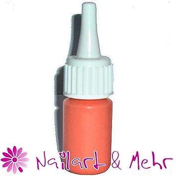 Acrylfarbe Wasserloslich In 10ml Linerflasche 18 Lachsfarbe
