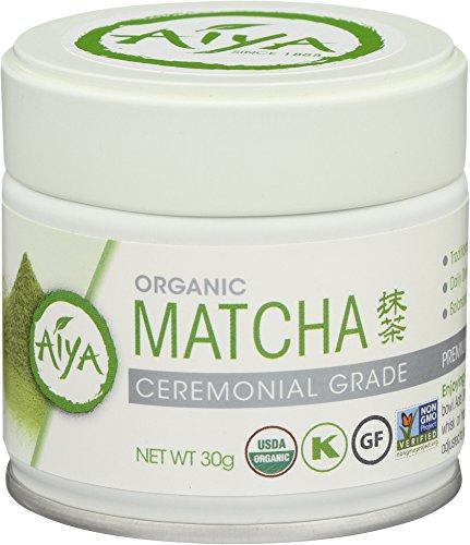 Aiya Matcha, Ceremonial Grade, 1.06 Oz