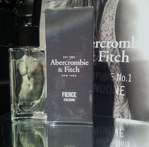 Abercrombie & Fitch 'Fierce Cologne' 3.4oz