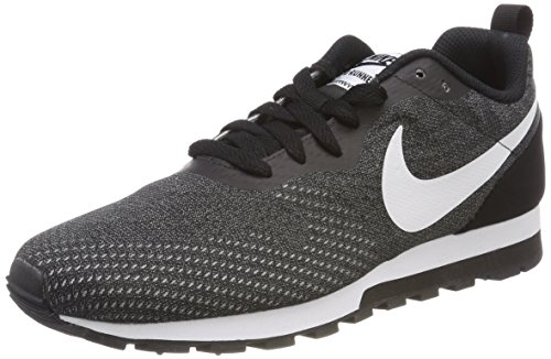 Basse 2 Gunsmoke Runner Uomo Nike Scarpe Mesh 004 Black da MD Grigio White Ginnastica ENG fqFW8OWpEH