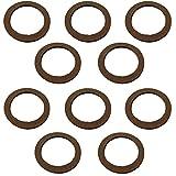 180060M1 NAA9160A New Pack of (10) Sediment Bowl Gaskets 2N 8N 9N JUBILEE NA