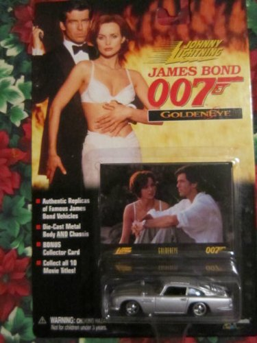 Johnny Lightning James Bond 007
