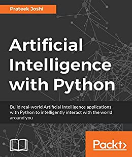 Artificial Intelligence with Python by [Joshi, Prateek]