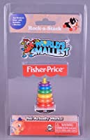 World's Smallest Fisher Price Classic Rock-a-Stack Collectable