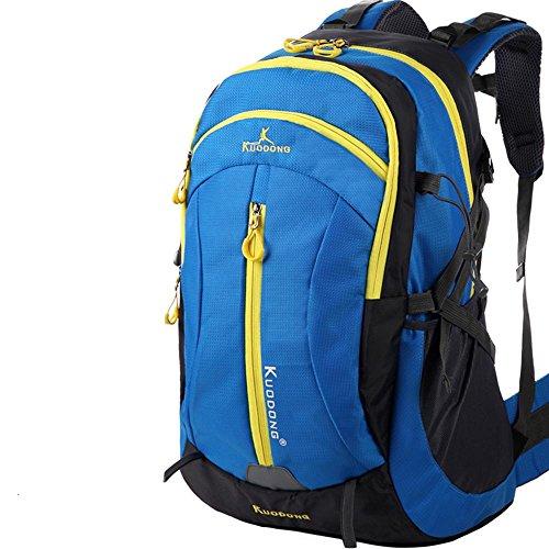 BUSL escalada al aire libre del bolso de hombro masculino de gran capacidad 60L acampar bolsa de deporte mochila femeninos . c a