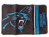 "The Northwest Company Carolina Panthers Bath Rug Door Mat NFL Licensed 20"" x 30"""
