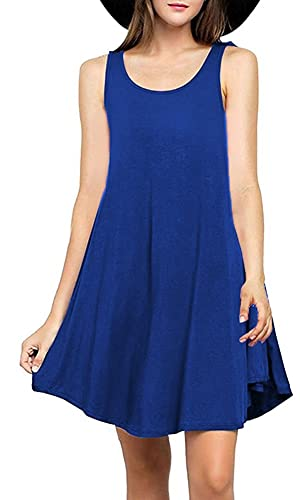 For G and PL Women's Casual Plain Dress