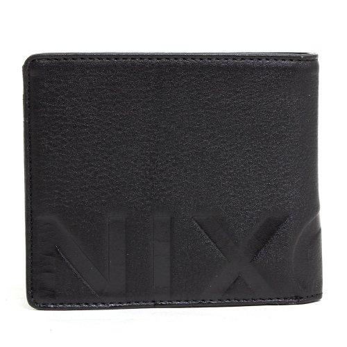Geldbörse Nixon Fuller Bi-Fold Zip Coin Wallet