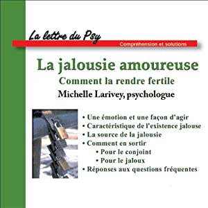 La jalousie amoureuse Audiobook