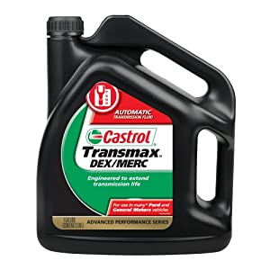Castrol Transmax Domestic Multi-Vehicle Automatic Transmission Fluid by Castrol