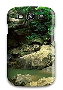 Defender Case For Galaxy S3, Nature And Screensavers Pattern