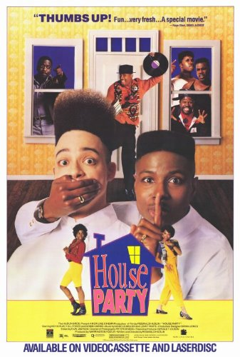 - House Party 27 x 40 Movie Poster - Style A by postersdepeliculas