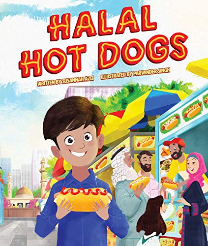 Book Cover: Halal Hot Dogs