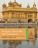 Bundle: Societies, Networks, and Transitions, Volume 2: since 1450, 2nd + Rand Mcnally Historical Atlas : Societies, Networks, and Transitions, Volume 2: since 1450, 2nd + Rand Mcnally Historical Atlas, Lockard and Lockard, Craig A., 1111187843
