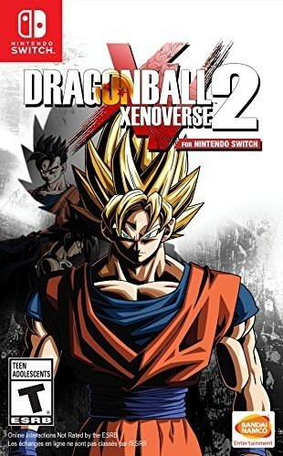 Dragon Ball Xenoverse 2 - Nintendo Switch (Best Japanese Gamecube Games)