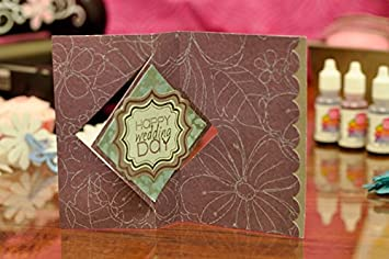 Scalloped Rectangles Metal Die Cuts for Scrapbooking and Card-Making by The Stamps of Life Borders
