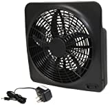 """Tools & Hardware : O2COOL 10"""" Fan Battery Operated"""