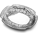 Wilton Armetale Acanthus Large Oval Serving Tray