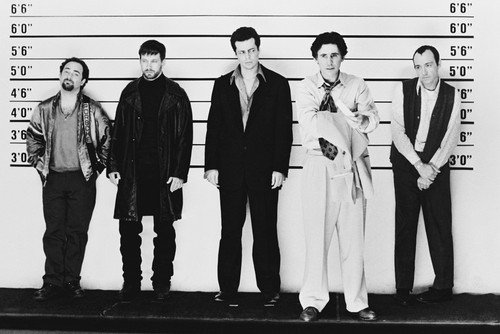 Image result for usual suspects lineup