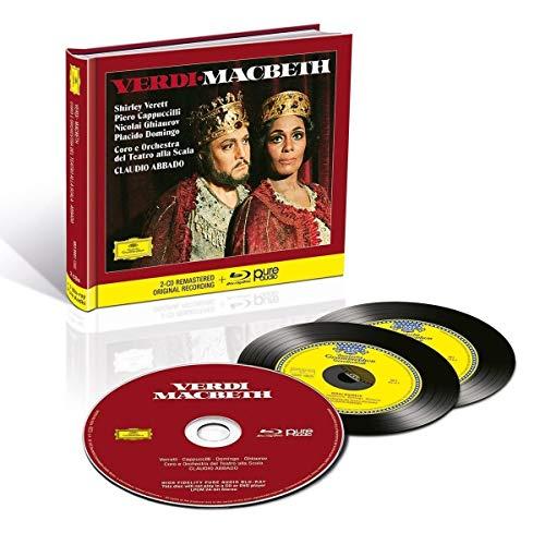 Verdi: Macbeth [2 CD + Blu-ray Audio]