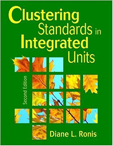 Clustering Standards in Integrated Units by Diane L. Ronis (2007-08-31)