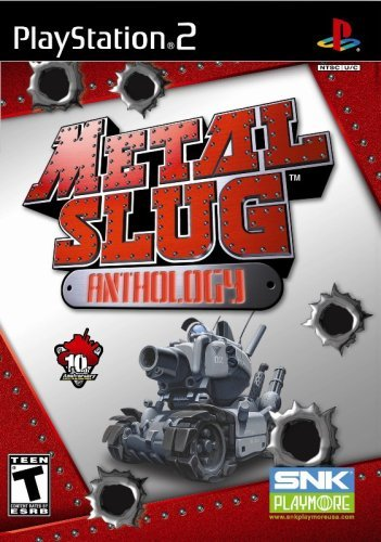 Metal Slug Anthology - PlayStation 2 (Renewed) - Metal Slug Playstation 2