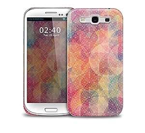 cuben space abstract Samsung Galaxy S3 GS3 protective phone case