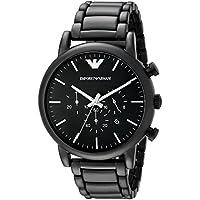 Emporio Armani Men's AR1895 Dress Black Watch