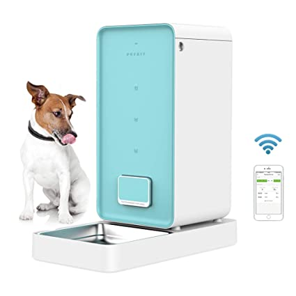 Amazon.com   PETKIT Automatic Dog Cat Feeder 2b0cb0146